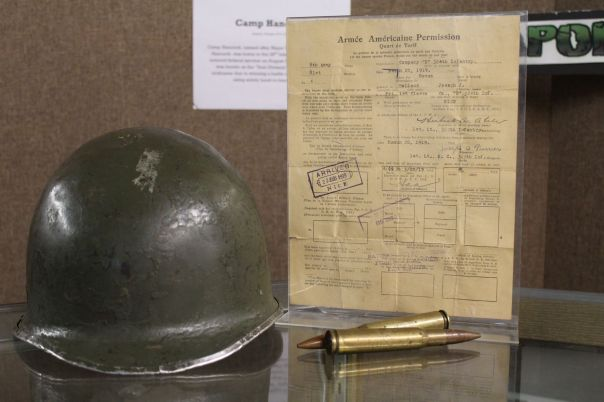 WWI Exhibit Photo2